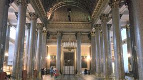 Granite columns, Kazan Cathedral