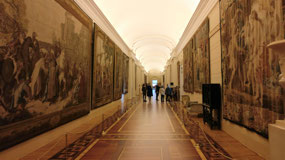 Tapestries, Hermitage