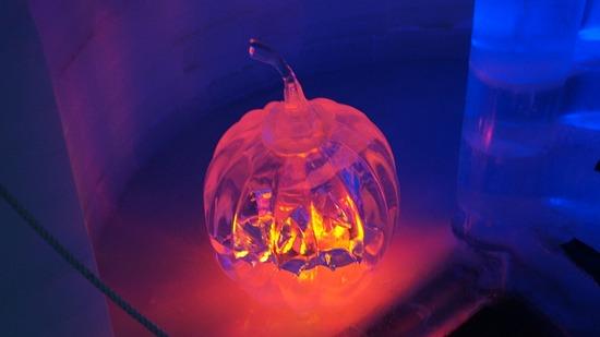 Jack-O-Lantern - Ice Museum