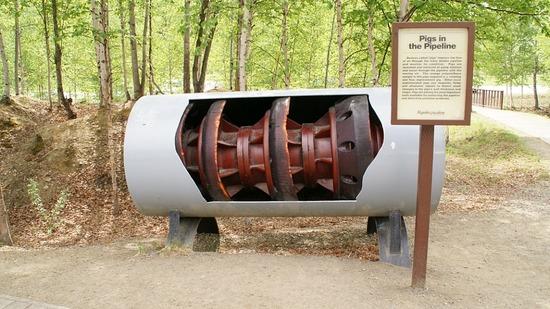 Pig - Alaska Pipeline