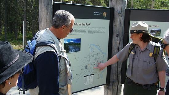 Denali--McKinley Station Trail