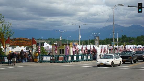 Anchorage Market.