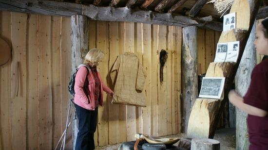 Native Heritage Center - Seal Intestine Jacket