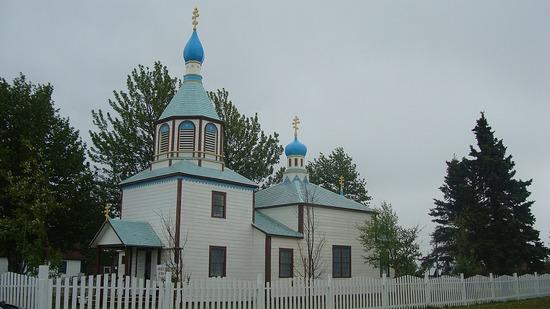 Kenai Russian Church