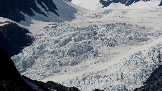 Whittier Billings Glacier