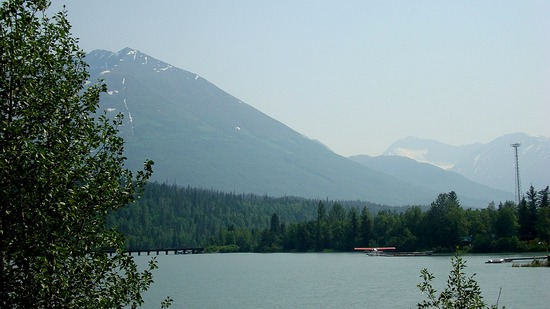 Moose Pass - Trail Lake