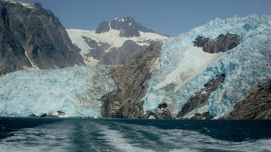 Northwestern Glacier--Kenai Fjords Tour