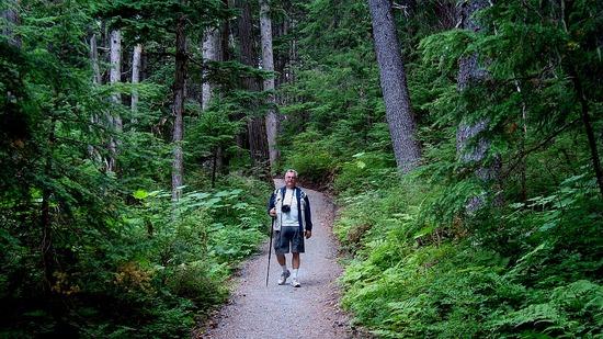 Winner Creek Trail - Alyeska