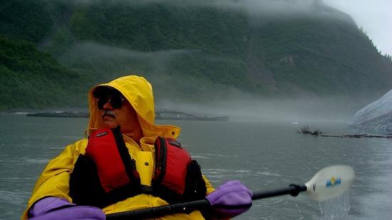 Valdez Glacier - Kayaking