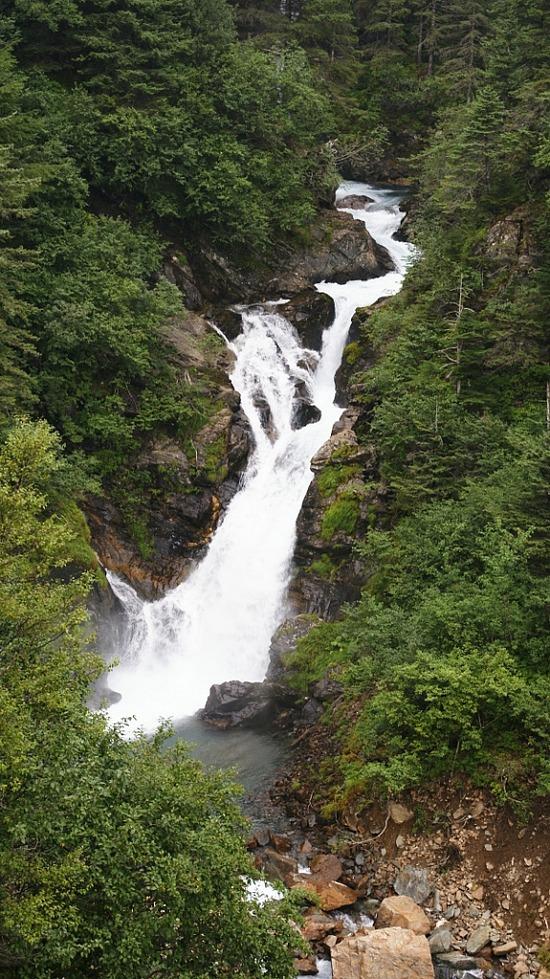 Perseverance Trail - Ebner Falls