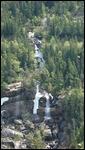 Skagway drive Pitchfork Falls