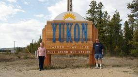 Entering Yukon Territory