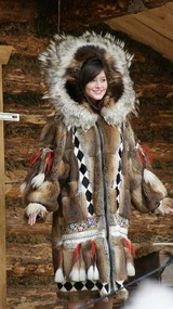 Athabascan Ceremonial Coat