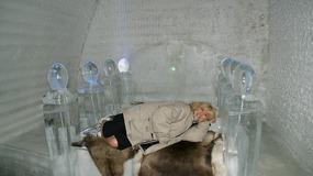 Bedroom - Ice Museum