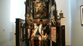 Outhouse Experience - Museum Art Gallery