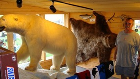 Tatlanika Trading Co Polar Bear