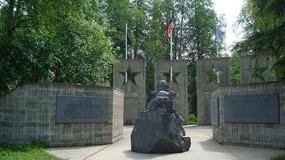 drive to Anchorage AK Veterans Memorial