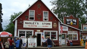 Nagley's General Store in Talkeetna