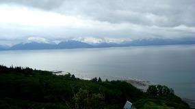 Overlook View before Homer