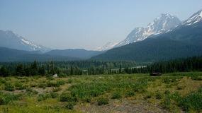 Chugach Mountain Range - Seward