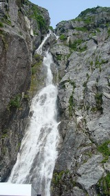 Waterfall--Kenai Fjords