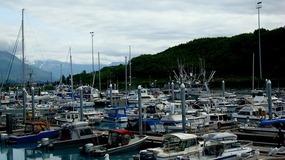 Boat Harbor - Valdez