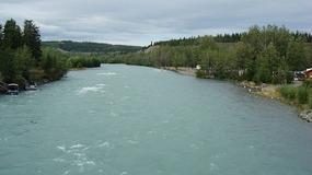 Copper Center - Klutina River