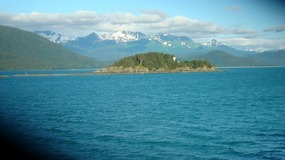 Ferry to Juneau