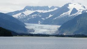 Mendenhall Glacier Lake