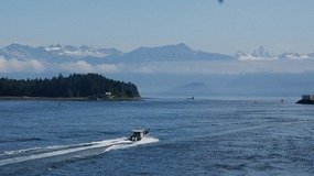 Ferry to Wrangell