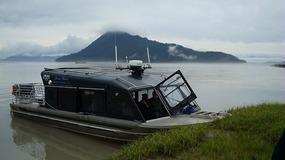 Stikine River Jet Boat