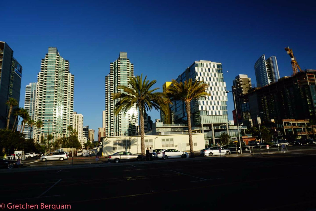 San Diego Water Front
