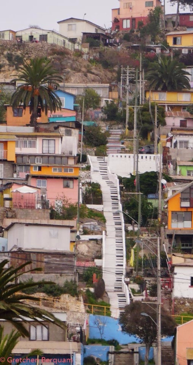 Steps Look Like A Piano
