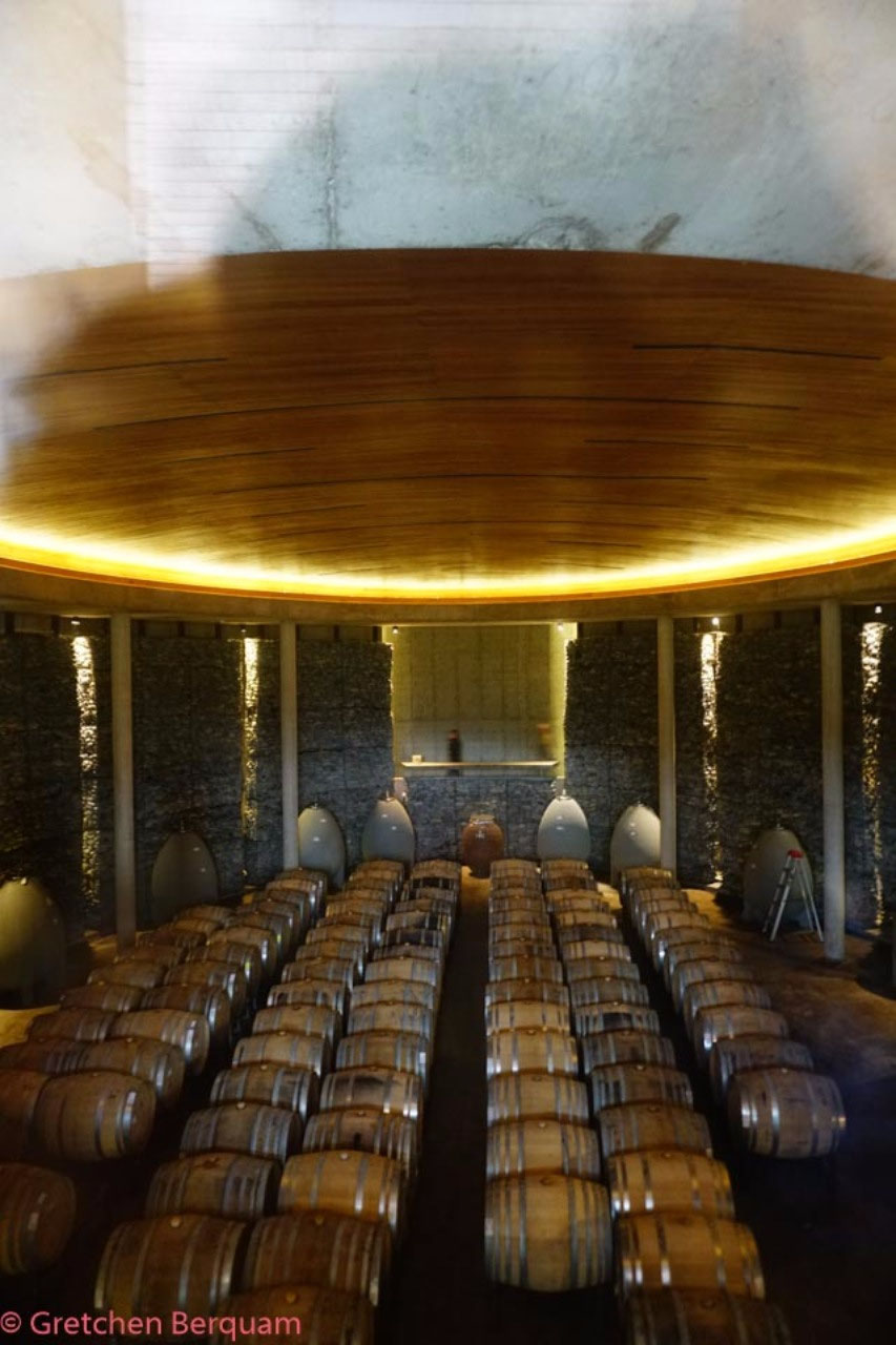 Barrel Storage Room