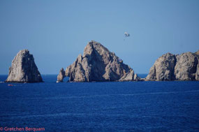 Arriving in Cabo