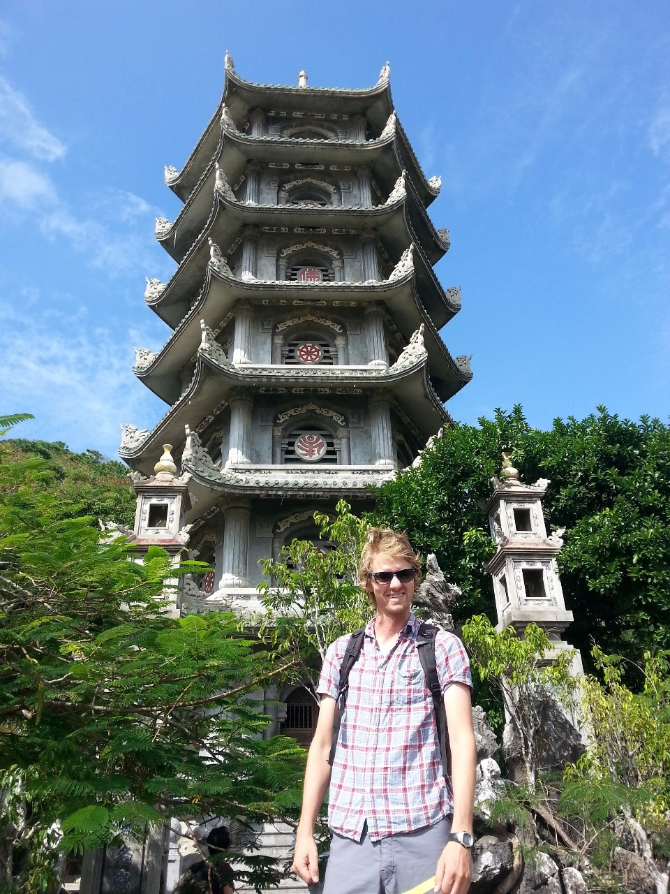 One more pagoda- Marble Mountain