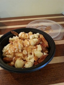 Gross looking but terrific Poutine