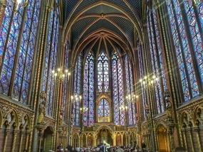 Saint Chappelle for Vivaldi performance