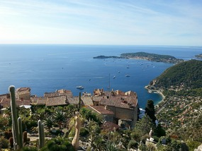 Insane view of the coast from Éves