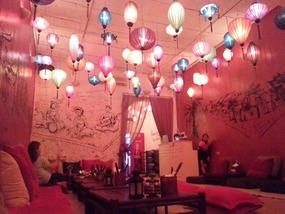 The Lantern Rooms restaurant