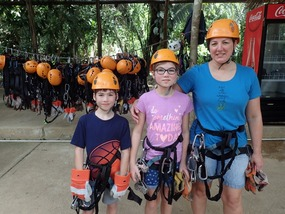 Ready for some ziplining