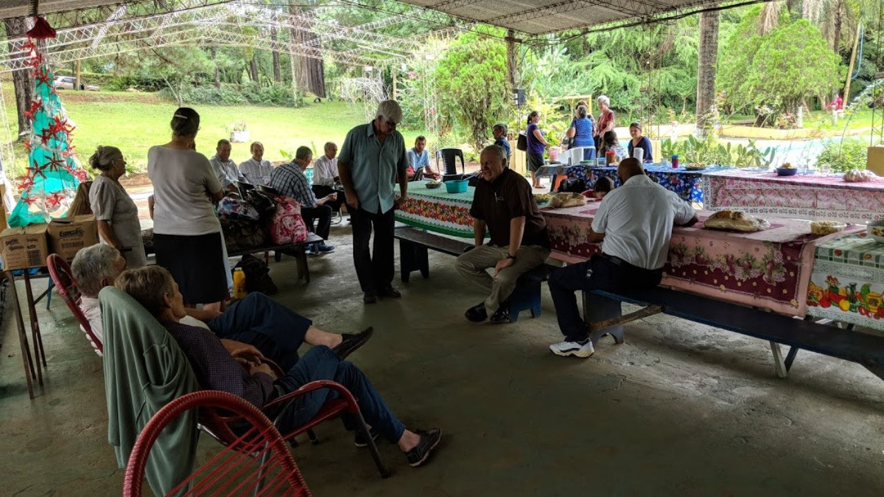 Social Day at the Shelter
