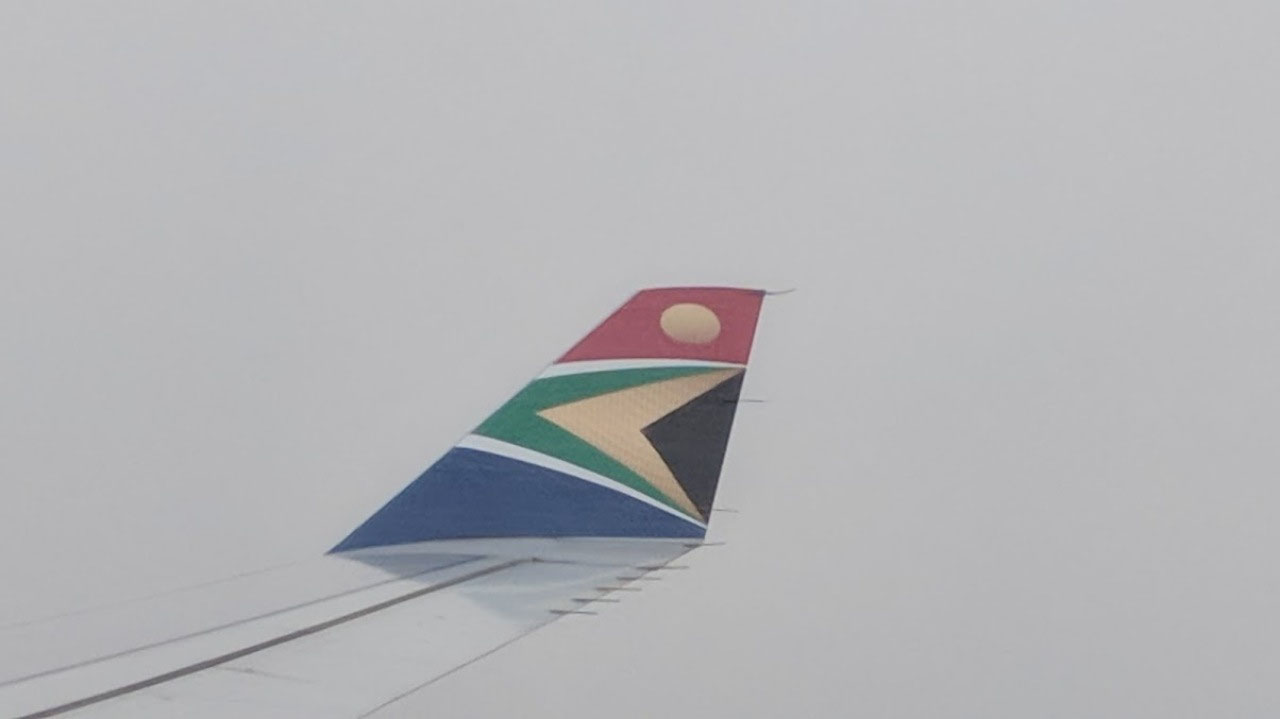 Winglet South African Airways