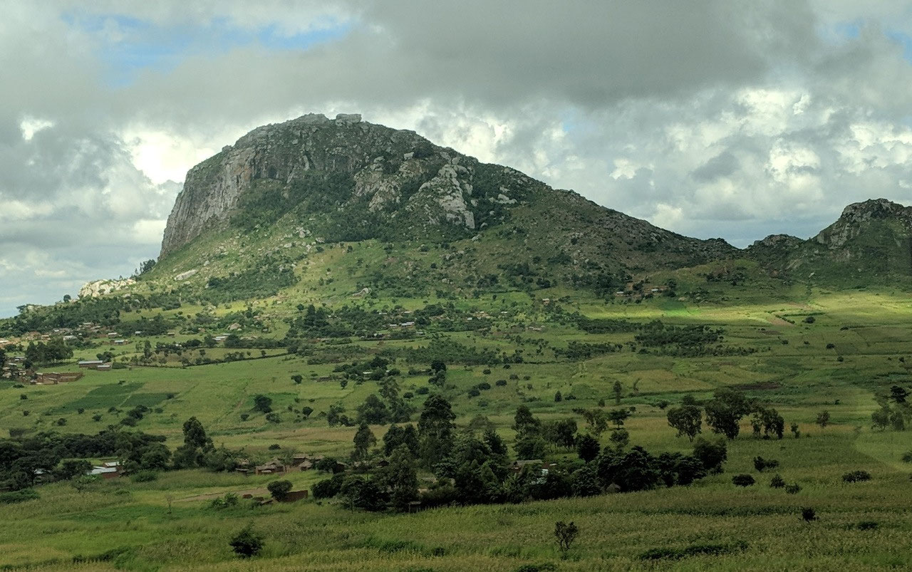 Awesome Malawi scenery
