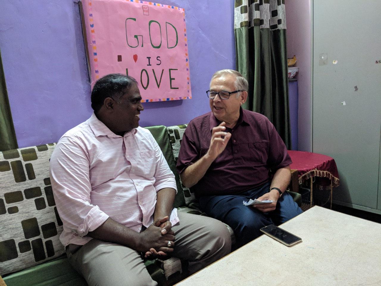Podcast with Ezekiel