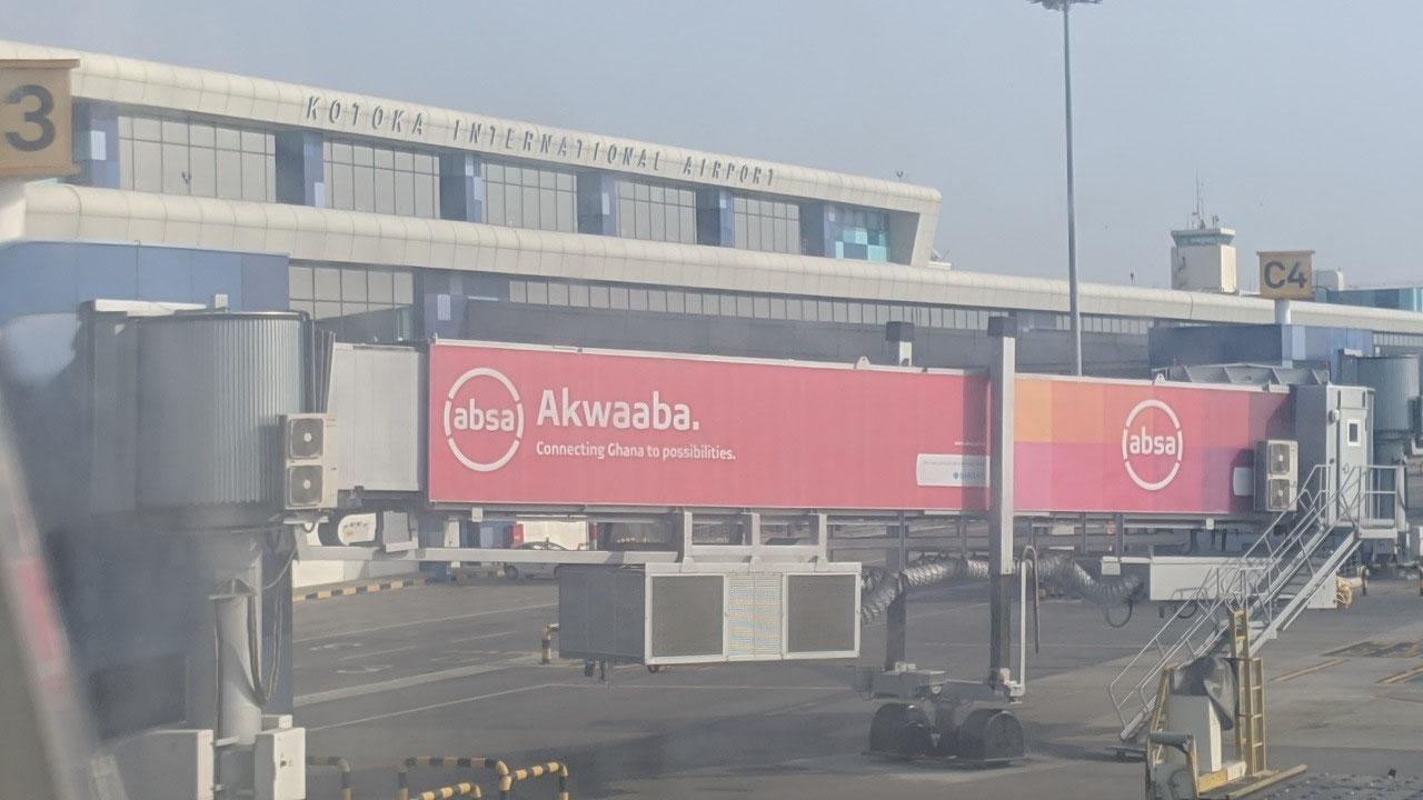 Accra Airport
