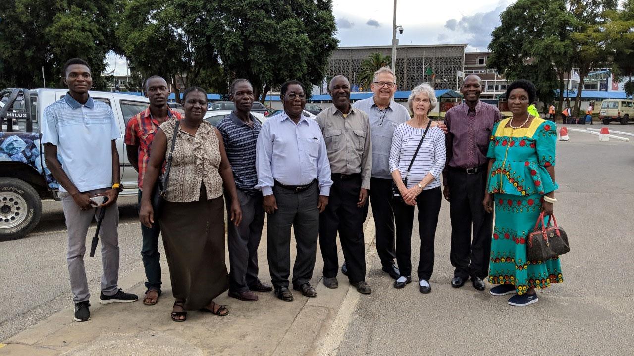 Welcoming Committee Lusaka