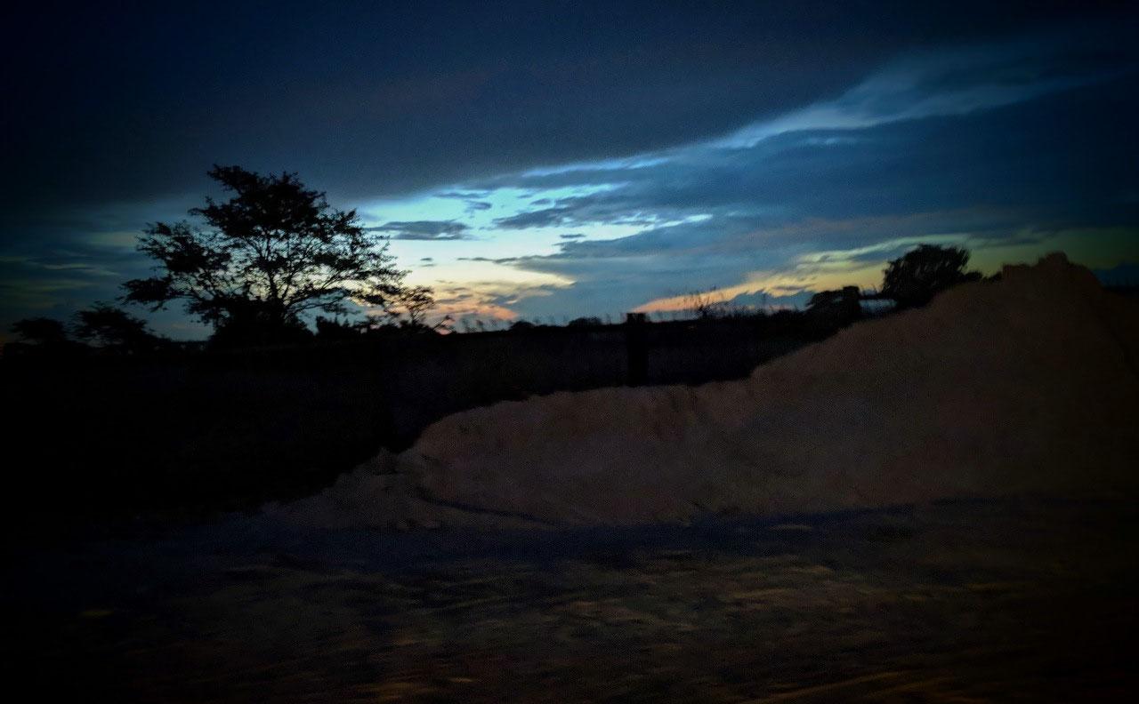 Sunset Luska