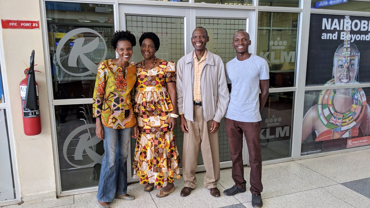 Talama family