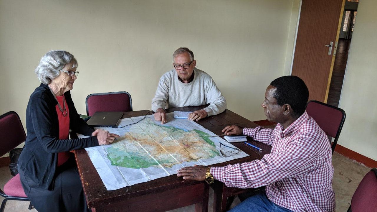 Meeting with Mabasa Chichaya